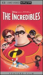 The Incredibles [UMD] - Brad Bird