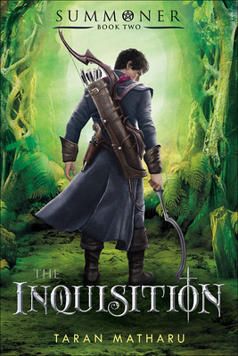 The Inquisition - Matharu, Taran