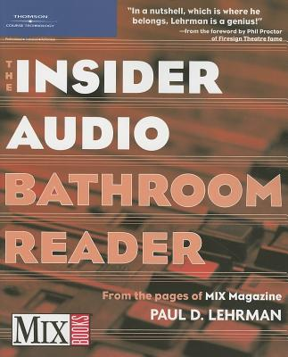 The Insider Audio Bathroom Reader - Lehrman, Paul D