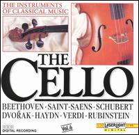 The Instruments of Classical Music, Vol. 6: The Cello - Akademie für Alte Musik, Berlin; Budapest Strings; Miklós Perényi  (cello); Siegfried Pank (viola da gamba);...