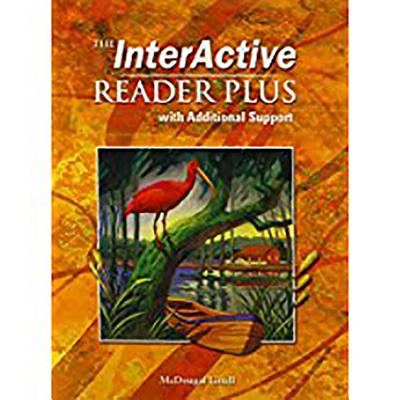 The InterActive Reader Plus with Additional Support Grade 9 - McDougal Littell (Creator)