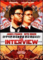 The Interview [Includes Digital Copy] - Evan Goldberg; Seth Rogen