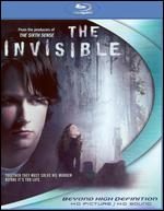 The Invisible [Blu-ray] - David S. Goyer