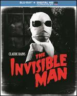 The Invisible Man [Includes Digital Copy] [UltraViolet] [Blu-ray]