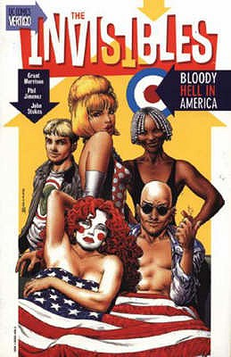 The Invisibles: Bloody Hell in America - Morrison, Grant, and Jimenez, Phil