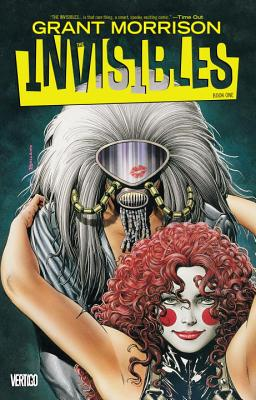 The Invisibles Book One - Morrison, Grant, and Palmiotti, Jimmy
