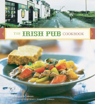 The Irish Pub Cookbook - Johnson, Margaret M