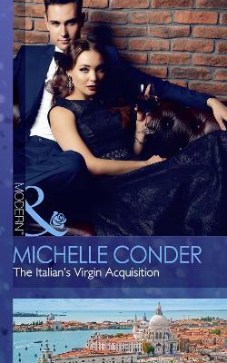 The Italian's Virgin Acquisition - Conder, Michelle