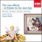 The Jazz Album: A Tribute to the Jazz Age - London Sinfonietta/Simon Rattle