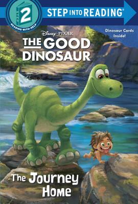 The Journey Home (Disney/Pixar the Good Dinosaur) - Scollon, Bill