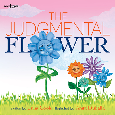 The Judgemental Flower - Cook, Julia
