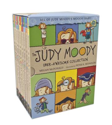 The Judy Moody Uber-Awesome Collection: Books 1-9 - McDonald, Megan