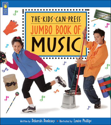 The Jumbo Book of Music - Dunleavy, Deborah
