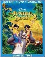The Jungle Book 2 [2 Discs] [Blu-ray/DVD] - Steven Trenbirth