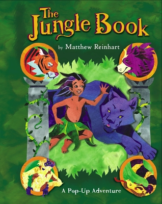 The Jungle Book: A Pop-Up Adventure -