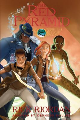The Kane Chronicles, The, Book One: Red Pyramid: The Graphic Novel - Riordan, Rick, and Collar, Orpheus (Illustrator)
