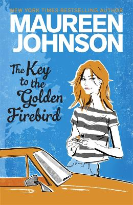 The Key To The Golden Firebird - Johnson, Maureen