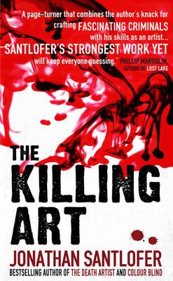 The Killing Art - Santlofer, Jonathan