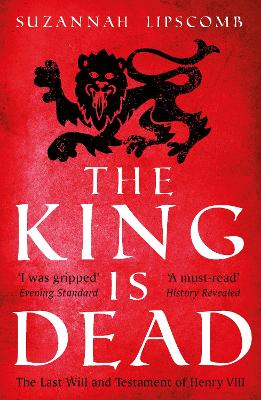 The King is Dead - Lipscomb, Suzannah