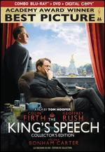 The King's Speech [Collector's Edition] [Blu-ray/DVD]