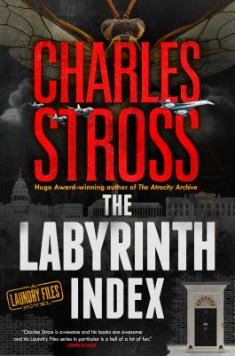 The Labyrinth Index - Stross, Charles