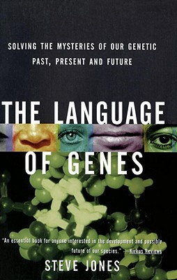 The Language of Genes - Jones, Steve, and Jones, Pro