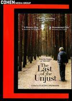 The Last of the Unjust [2 Discs] - Claude Lanzmann