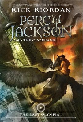 The Last Olympian - Riordan, Rick
