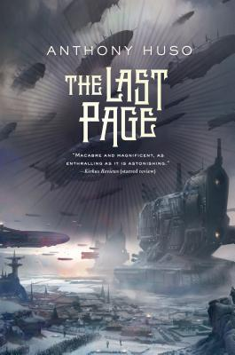 The Last Page - Huso, Anthony