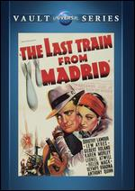 The Last Train from Madrid - James Hogan