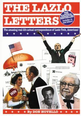 The Lazlo Letters - Novello, Don