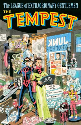 The League of Extraordinary Gentlemen (Vol IV): The Tempest - Moore, Alan