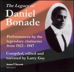 The Legacy of Daniel Bonade