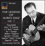 The Legend of Alirio Diaz, Vol. 1