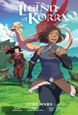 The Legend of Korra: Turf Wars Library Edition - DiMartino, Michael Dante, and Konietzko, Bryan