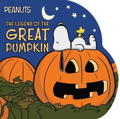 The Legend of the Great Pumpkin - Schulz, Charles M, and Testa, Maggie (Adapted by), and Jeralds, Scott (Illustrator)