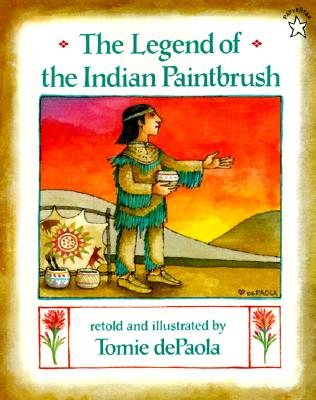 The Legend of the Indian Paintbrush - dePaola, Tomie