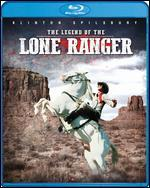 The Legend of the Lone Ranger [Blu-ray]