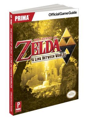 The Legend of Zelda: A Link Between Worlds - Stratton, Stephen, and Van Grier, Cory