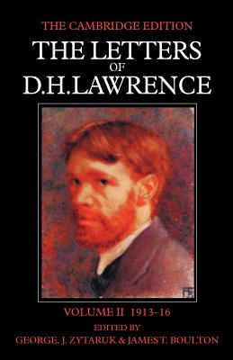 The Letters of D. H. Lawrence - Lawrence, D H, and D H, Lawrence, and Zytaruk, George J (Editor)