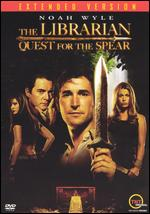 The Librarian: Quest for the Spear [Extended Version] - Peter Winther