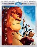 The Lion King [Diamond Edition] [4 Discs] [Includes Digital Copy] [3D] [Blu-ray/DVD]