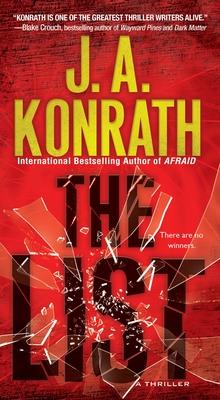 The List: A Thriller - Konrath, J A