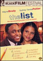 The List - Brandon Sonnier