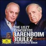 The Liszt Concertos