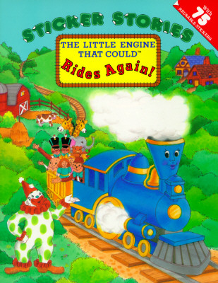 The Little Engine That Could Rides Again! - Piper, Watty, pse