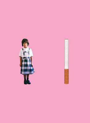 The Little Girl and the Cigarette - Duteurtre, Benoit