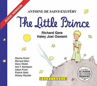 The Little Prince - Saint-Exupery 1900-1944, and Woods