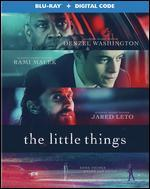 The Little Things [Includes Digital Copy] [Blu-ray]