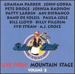 The Live from Mountain Stage, Vol. 8